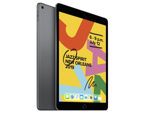 Tablet APPLE iPad 10.2 (2019) 32GB Wi-Fi Gwiezdna szarość MW742FD/A
