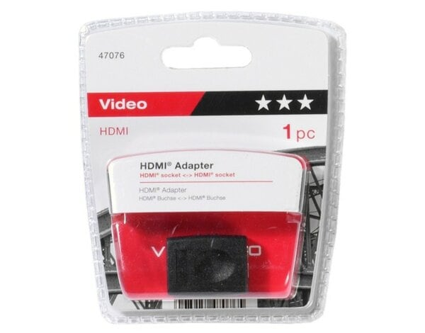 Adapter HDMI VIVANCO 47076