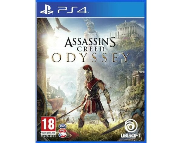 Gra Ps4 Assassins Creed Odyssey
