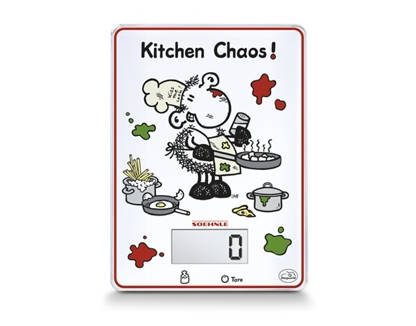 Waga SOEHNLE Kitchen Chaos 66194