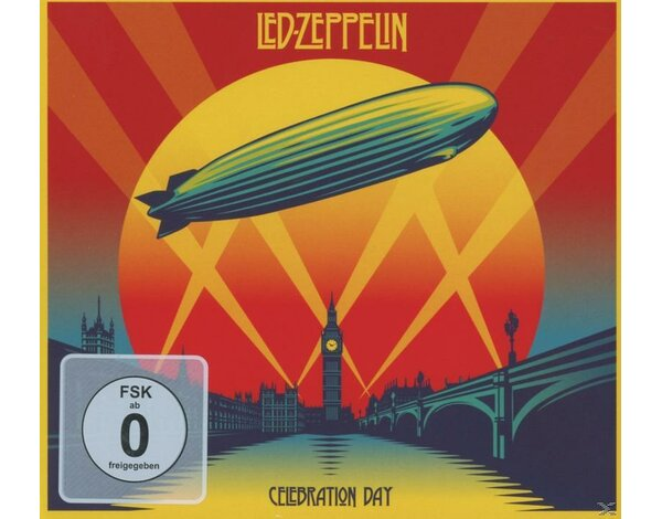 CELEBRATION DAY (2CD/1DVD)