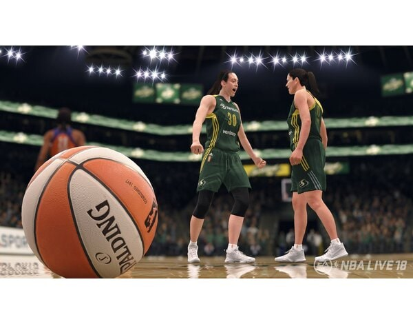 Gra Xbox One NBA Live 18: The One Edition