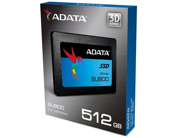 Dysk SSD ADATA Ultimate SU800 512 GB