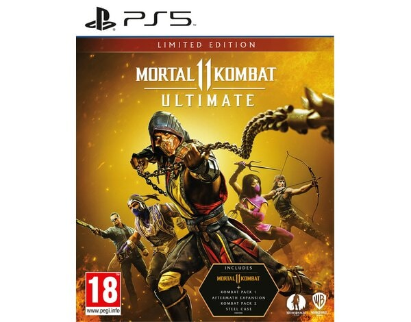 Gra PS5 Mortal Kombat 11 Ultimate Limited Edition