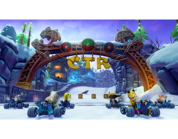 Gra Xbox One Crash Team Racing Nitro-Fueled