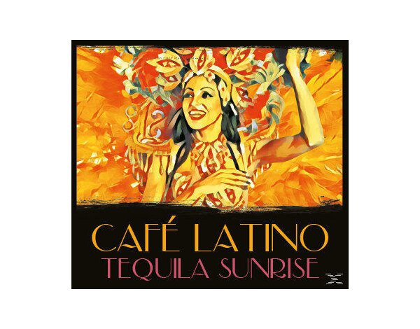 Latino Cafe: Tequila Sunrise