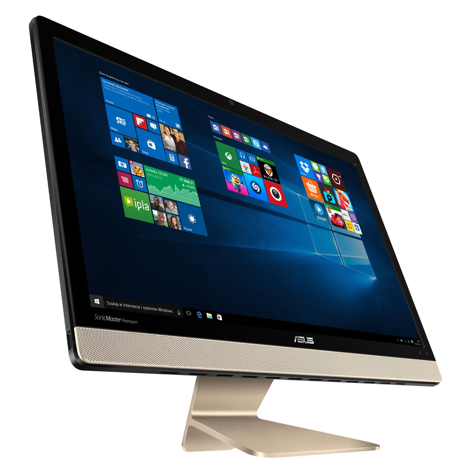 Komputer All-in-One ASUS Vivo AiO V221IDUK-BA118T J4205/4GB/500GB/INT/Win10