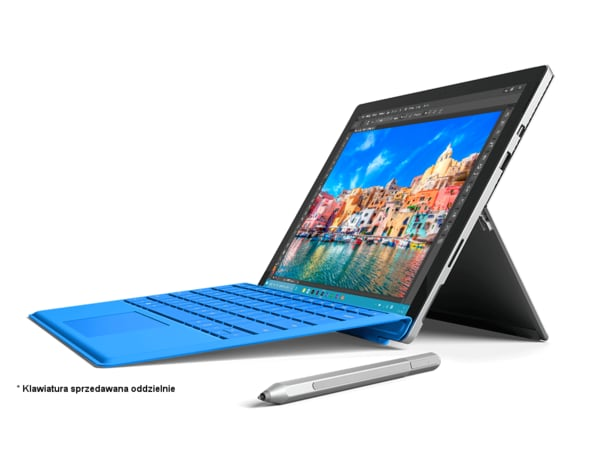 Laptop 2 w 1 MICROSOFT Surface Pro 4 128GB i5 4GB