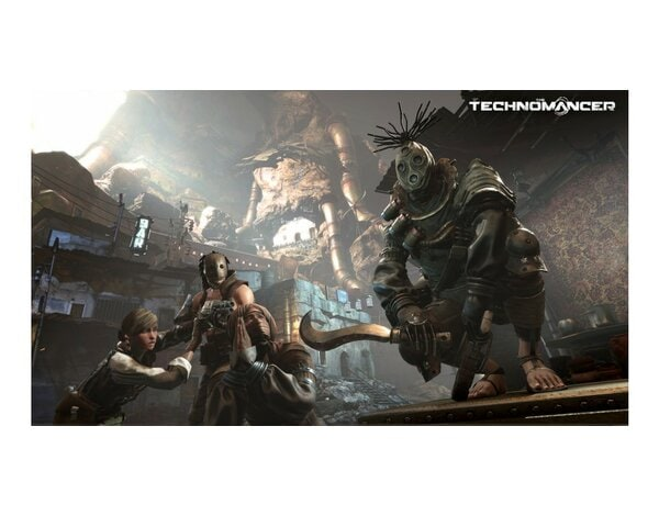 Gra PC XK The Technomancer