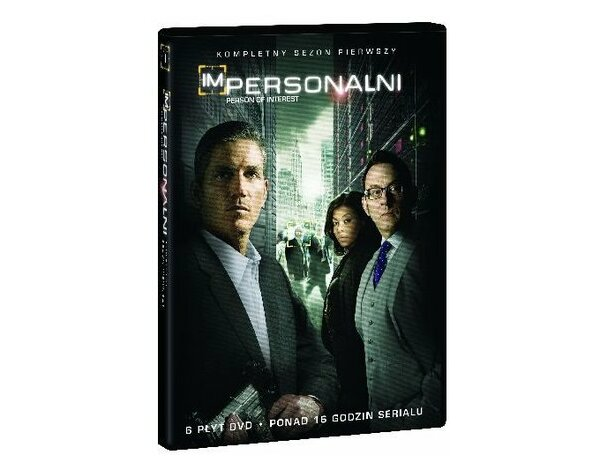 Impersonalni, Sezon 1 (6 DVD)