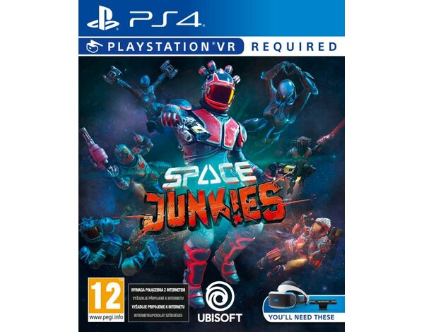 Gra PS4 VR Space Junkies