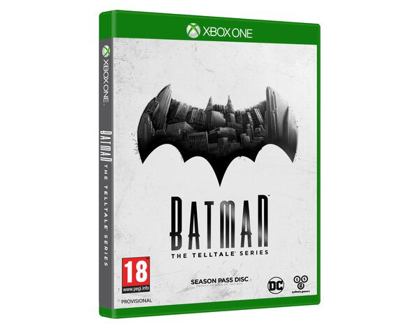 Gra Xbox One Batman: The Telltale Series