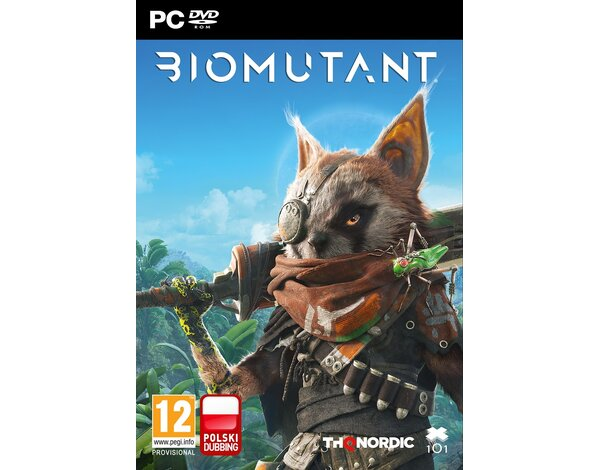 Gra PC Biomutant