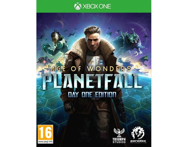 Gra Xbox One Age of Wonders: Planetfall