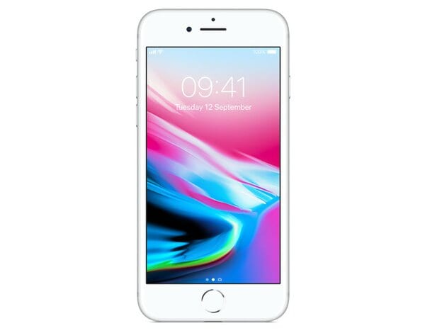 Smartfon APPLE iPhone 8 64GB Srebrny MQ6H2PM/A