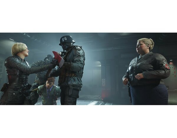 Gra PS4 Wolfenstein II The New Colossus