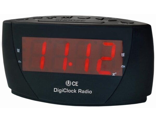 Radiobudzik TECHNISAT DigiClock Radio