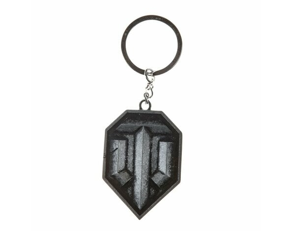 Brelok GOOD LOOT World of Tanks Keychain