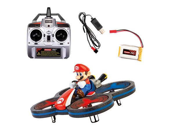 Quadrocopter CARRERA Mario-Copter 503007