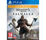Gra PS4 Assassin's Creed Valhalla Gold Edition