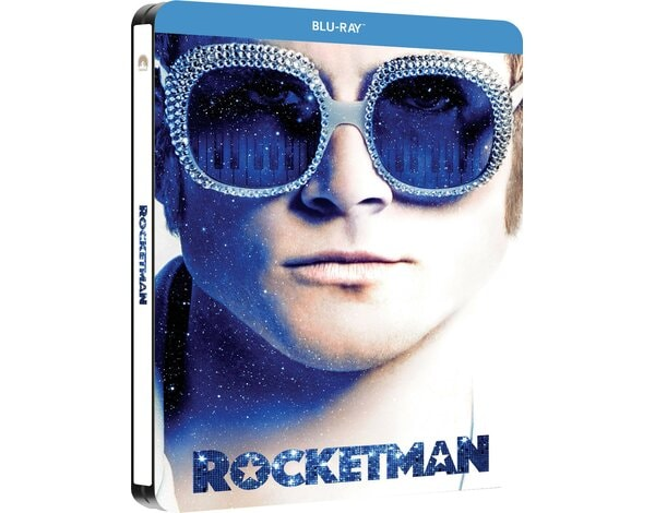 Rocketman. Steelbook (BD)