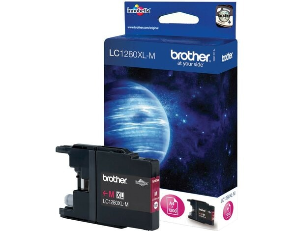 Tusz BROTHER LC1280XL-M Magenta