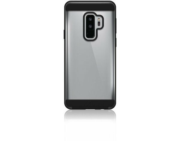 Etu HAMA Black Rock Air Protect do smartfona Samsung Galaxy S9+ Czarny