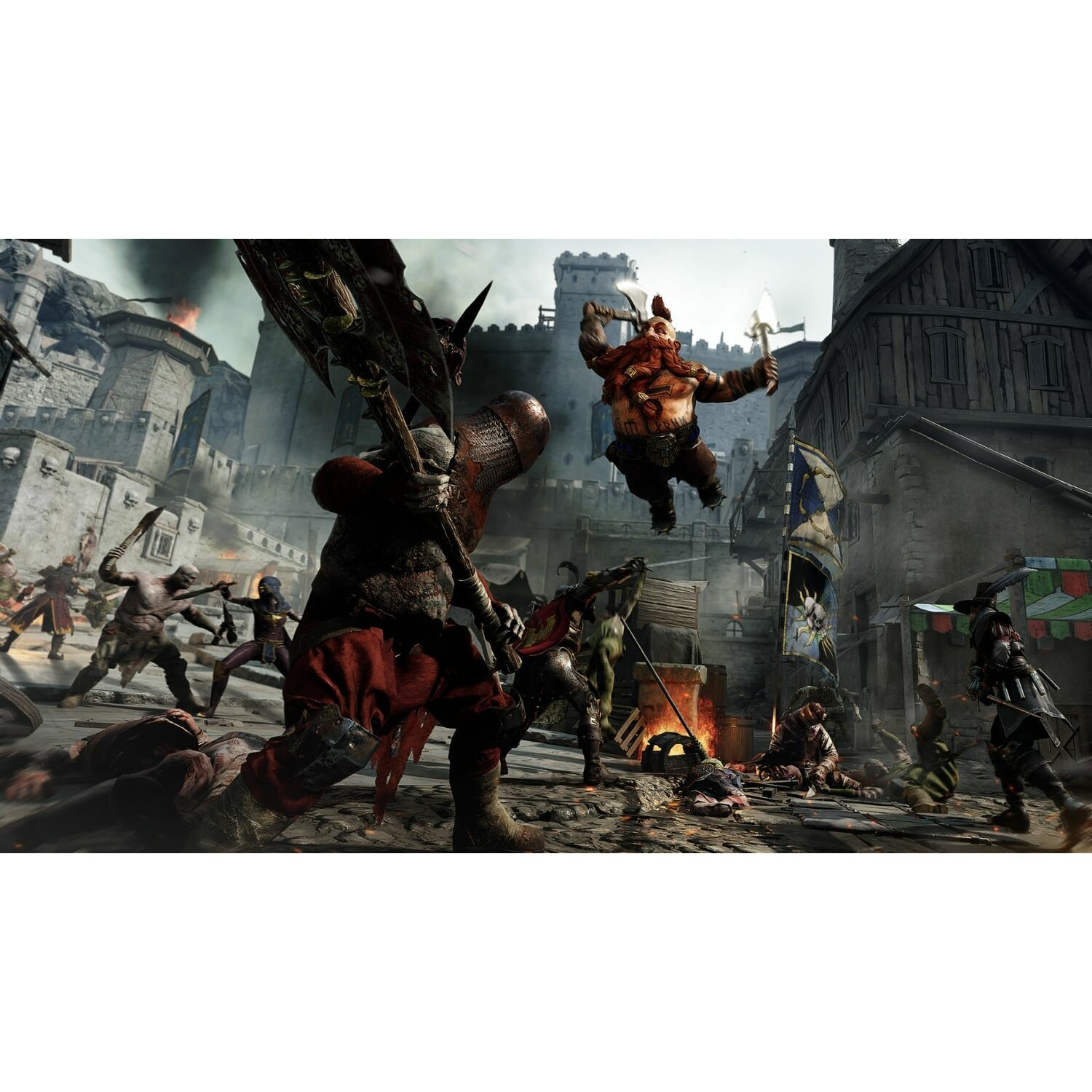 Gra PS4 Warhammer: Vermintide 2 Deluxe Edition
