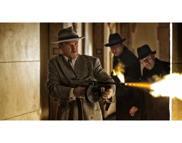 Gangster squad. Pogromcy mafii (Premium Collection)