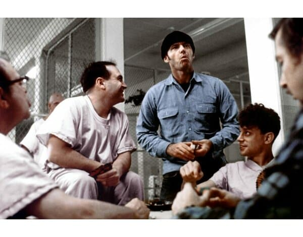 One Flew over the Cuckoo\'s Nest