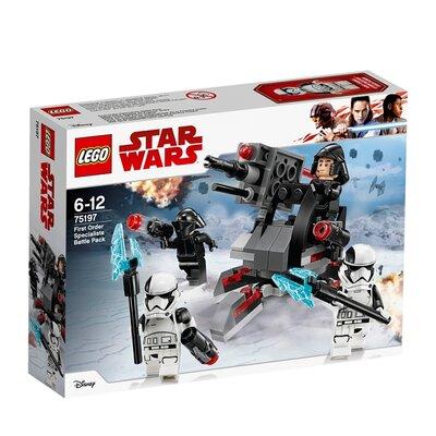 Klocki Lego 75132 Star Wars Najwyższy Porządek Klocki Opinie